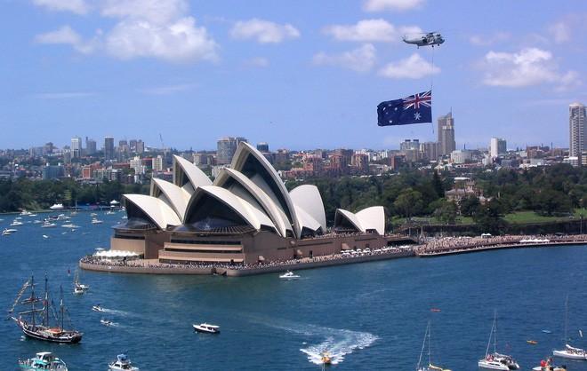 Lục địa châu Úc bơi quá nhanh, khiến hệ thống GPS sai lệch hết cả - Ảnh 2.