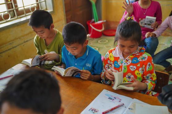 Khát vọng thay đổi cuộc đời và lòng hiếu học của những đứa trẻ vùng cao nơi địa đầu Tổ quốc - Ảnh 4.