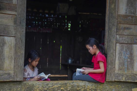 Khát vọng thay đổi cuộc đời và lòng hiếu học của những đứa trẻ vùng cao nơi địa đầu Tổ quốc - Ảnh 9.
