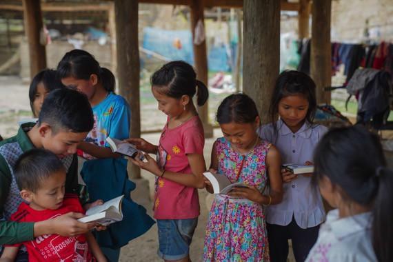Khát vọng thay đổi cuộc đời và lòng hiếu học của những đứa trẻ vùng cao nơi địa đầu Tổ quốc - Ảnh 10.