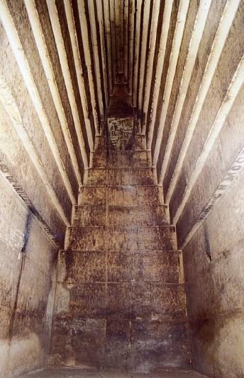 Bí mật kim tự tháp đỏ ở Ai Cập: Sau 141 năm mới giải mã được một phần - Ảnh 5.