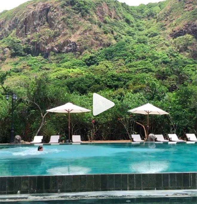 Nghi vấn Bảo Anh đưa mẹ đi du lịch Côn Đảo cùng tình cũ Hồ Quang Hiếu - Ảnh 2.