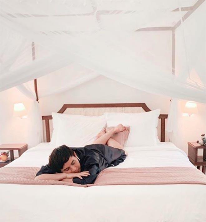 Nghi vấn Bảo Anh đưa mẹ đi du lịch Côn Đảo cùng tình cũ Hồ Quang Hiếu - Ảnh 9.