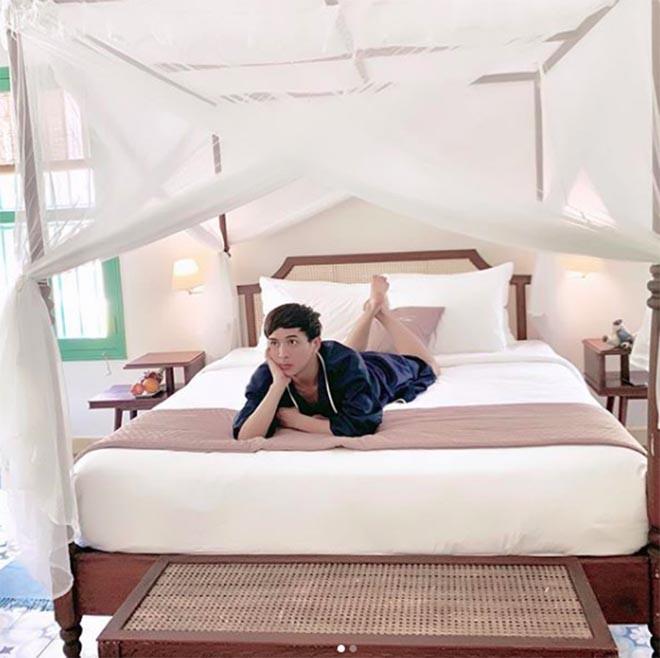 Nghi vấn Bảo Anh đưa mẹ đi du lịch Côn Đảo cùng tình cũ Hồ Quang Hiếu - Ảnh 8.