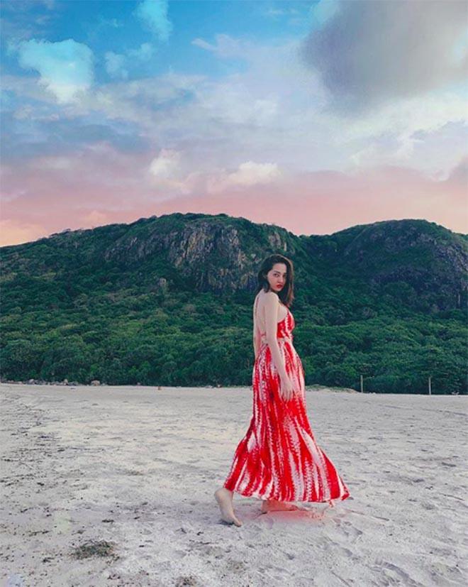 Nghi vấn Bảo Anh đưa mẹ đi du lịch Côn Đảo cùng tình cũ Hồ Quang Hiếu - Ảnh 4.