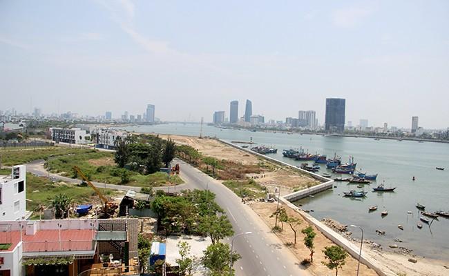 Các dự án lấn sông Hàn: Chính quyền đưa ra phương án mới - Ảnh 2.