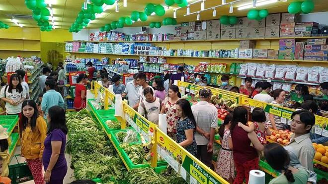 """Bách hóa Xanh nay đã trở thành """"ông trùm"""" bán hàng tươi sống trong số các siêu thị nhỏ - Ảnh 2."""