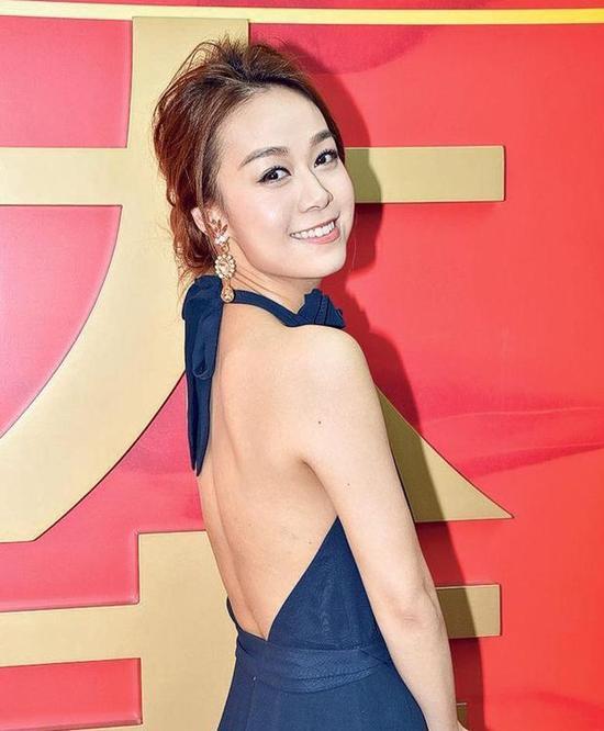Nhan sắc gợi cảm của Á hậu Hong Kong lộ clip nóng với chồng đàn chị - Ảnh 9.