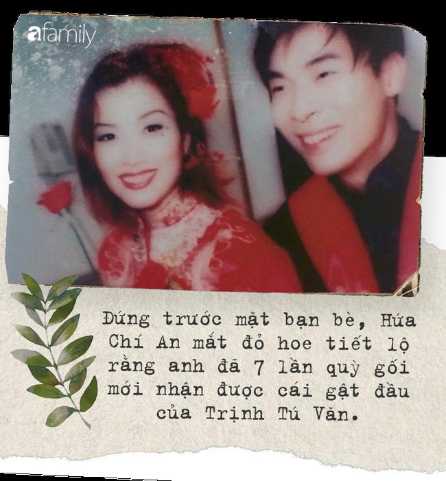 Hứa Chí An 7 lần quỳ cầu hôn Trịnh Tú Văn vẫn ngoại tình: Gần 30 năm yêu cũng chẳng bằng 16 phút ái ân cùng nàng Á hậu? - Ảnh 3.