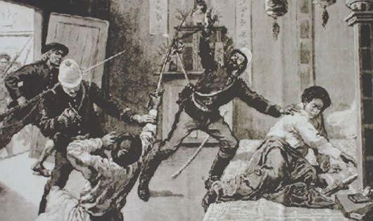 Cuộc phản công quân Pháp của phái chủ chiến sự bùng nổ phong trào Cần Vương - Ảnh 2.