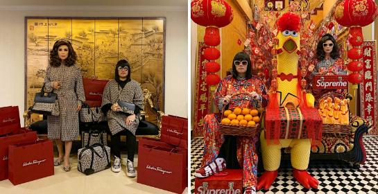 Mẹ và con trai cùng nhau trở thành ngôi sao Instagram vì gu ăn mặc vừa chất vừa siêu hợp rơ - Ảnh 4.