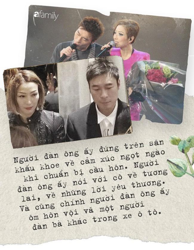 Hứa Chí An 7 lần quỳ cầu hôn Trịnh Tú Văn vẫn ngoại tình: Gần 30 năm yêu cũng chẳng bằng 16 phút ái ân cùng nàng Á hậu? - Ảnh 7.