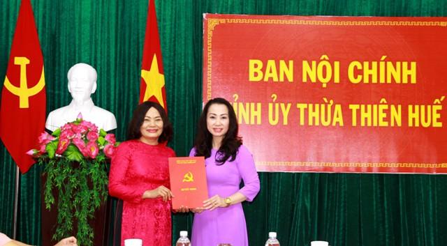 Nhân sự mới Thừa Thiên Huế, Hải Phòng, Thái Bình, Đồng Nai, Gia Lai - Ảnh 1.