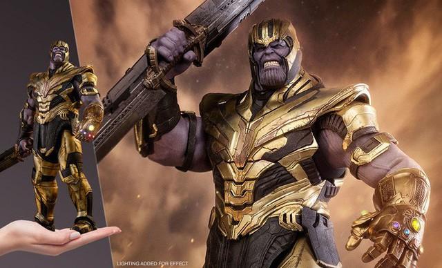 Avengers: Endgame - Không chỉ có giáp mới, Iron Man còn sử dụng cả Găng Tay Vô Cực để đánh bại Thanos? - Ảnh 1.