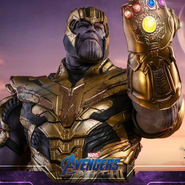 Avengers: Endgame - Không chỉ có giáp mới, Iron Man còn sử dụng cả Găng Tay Vô Cực để đánh bại Thanos? - Ảnh 2.