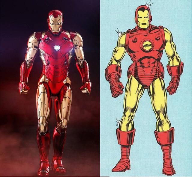 Avengers: Endgame - Không chỉ có giáp mới, Iron Man còn sử dụng cả Găng Tay Vô Cực để đánh bại Thanos? - Ảnh 4.