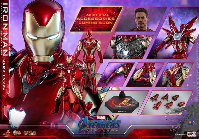 Avengers: Endgame - Không chỉ có giáp mới, Iron Man còn sử dụng cả Găng Tay Vô Cực để đánh bại Thanos? - Ảnh 5.