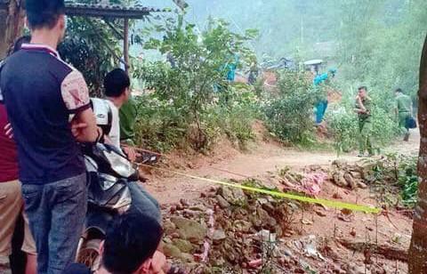 Vụ thi thể phụ nữ cuốn chăn dưới giếng ở Yên Bái: Người chồng thừa nhận giết vợ rồi giấu xác - Ảnh 4.