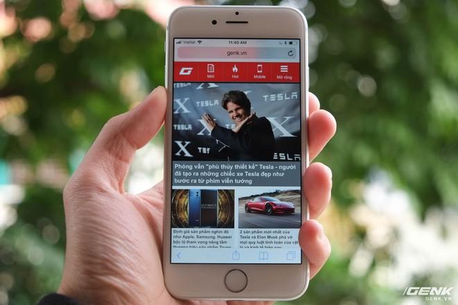 Sau hơn 4 năm được bày bán, cuối cùng iPhone 6 đã bị khai tử tại Việt Nam - Ảnh 2.