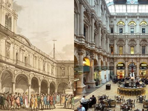 7 kiến trúc nổi tiếng thế giới đã được xây dựng lại sau khi bị phá hủy hoàn toàn - Ảnh 2.