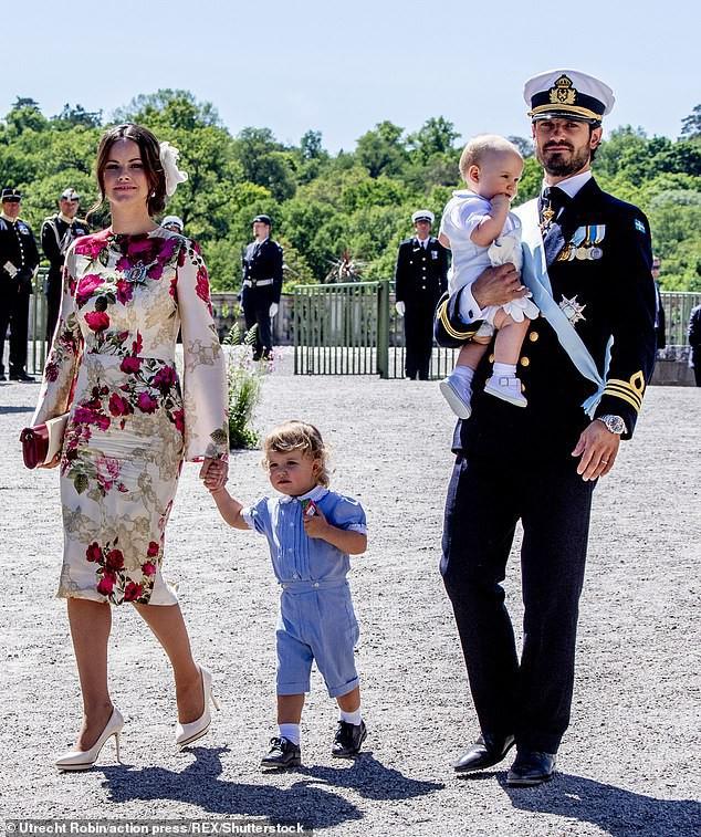 Không chỉ Hoàng gia Anh, thế giới còn có một vị hoàng tử bé vô cùng đáng yêu và lí lắc vừa mới đón sinh nhật tròn 3 tuổi - Ảnh 5.