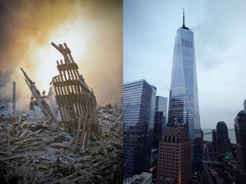 7 kiến trúc nổi tiếng thế giới đã được xây dựng lại sau khi bị phá hủy hoàn toàn - Ảnh 7.