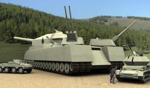 Những vũ khí bí mật chưa từng tiết lộ trong Thế chiến II - Ảnh 1.