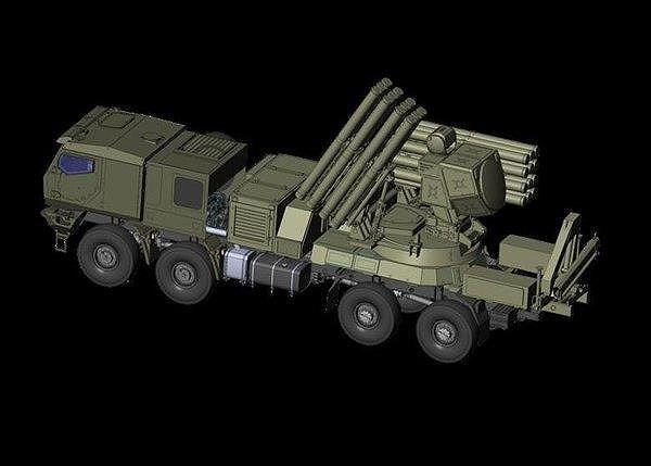 [ẢNH] Thương đau tại Syria giúp Nga hoàn thiện quái thú Pantsir phiên bản SM - Ảnh 16.