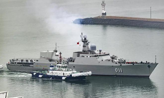 Tàu hộ vệ tên lửa Gepard của HQNDVN đã được nâng cấp: Một cải tiến hết sức đặc biệt - Ảnh 3.