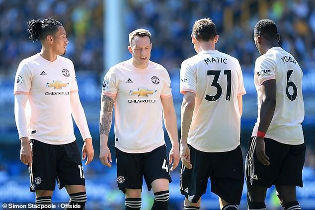 Giận dữ với thất bại, Gary Neville hết mắng chửi lại đòi xử trảm cầu thủ Man United - Ảnh 2.