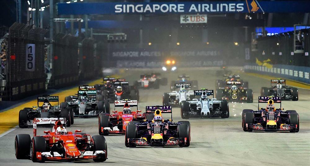 grand prix 2020 - photo 1 15559383822921809630781 - Mở bán vé giải đua F1 tại Việt Nam Grand Prix 2020: Giá rẻ bất ngờ!