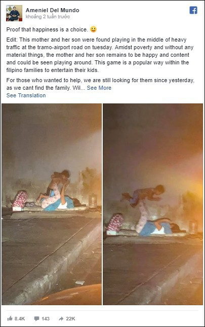 Người mẹ vô gia cư bên góc phố và trò chơi xích đu cùng con trai nhỏ: Dù ở đâu mẹ cũng mang cho con tuổi thơ trọn vẹn nhất - Ảnh 3.
