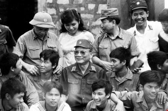 Ông Vũ Mão: Hồi sinh, phát triển nước bạn Campuchia có vai trò quan trọng của Tư lệnh Lê Đức Anh - Ảnh 1.