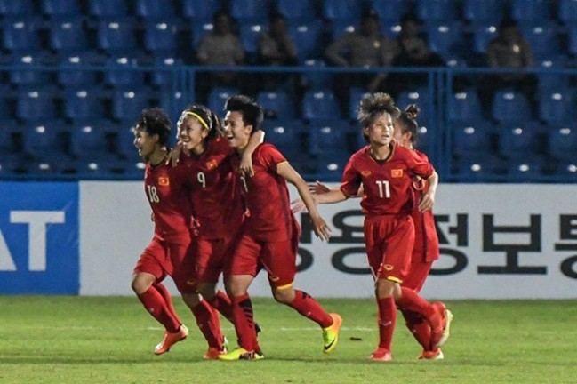 Khán giả Việt Nam không được xem trực tiếp đội tuyển nữ tại SEA Games 2019 - Ảnh 1.