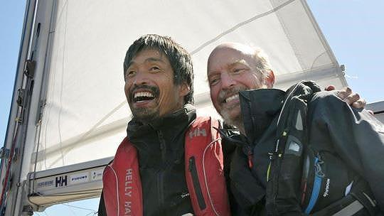 Thủy thủ mù gần 2 tháng ròng lênh đênh trên Thái Bình Dương - Ảnh 1.