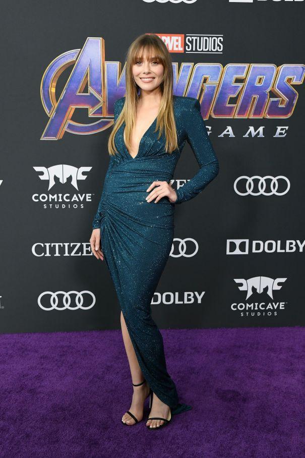 Siêu thảm tím Avengers: Endgame hot nhất 2019: Dàn sao Marvel sang chảnh, vợ chồng Miley Cyrus chiếm trọn spotlight - Ảnh 15.