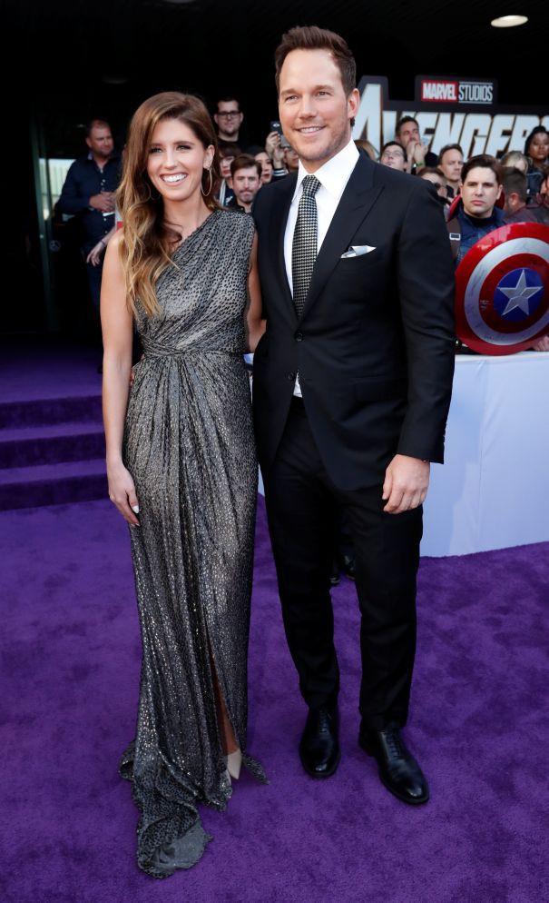 Siêu thảm tím Avengers: Endgame hot nhất 2019: Dàn sao Marvel sang chảnh, vợ chồng Miley Cyrus chiếm trọn spotlight - Ảnh 20.