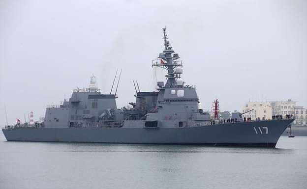 Điểm mặt chiến hạm uy lực các nước tới Trung Quốc dự duyệt binh - Ảnh 4.