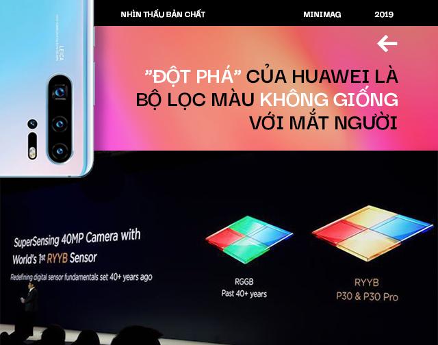 Nhìn thấu bản chất: Google, Apple, Samsung và cả Sony thừa sức tạo smartphone chụp tối tốt như Huawei P30 Pro nhưng vì sao không làm? - Ảnh 6.