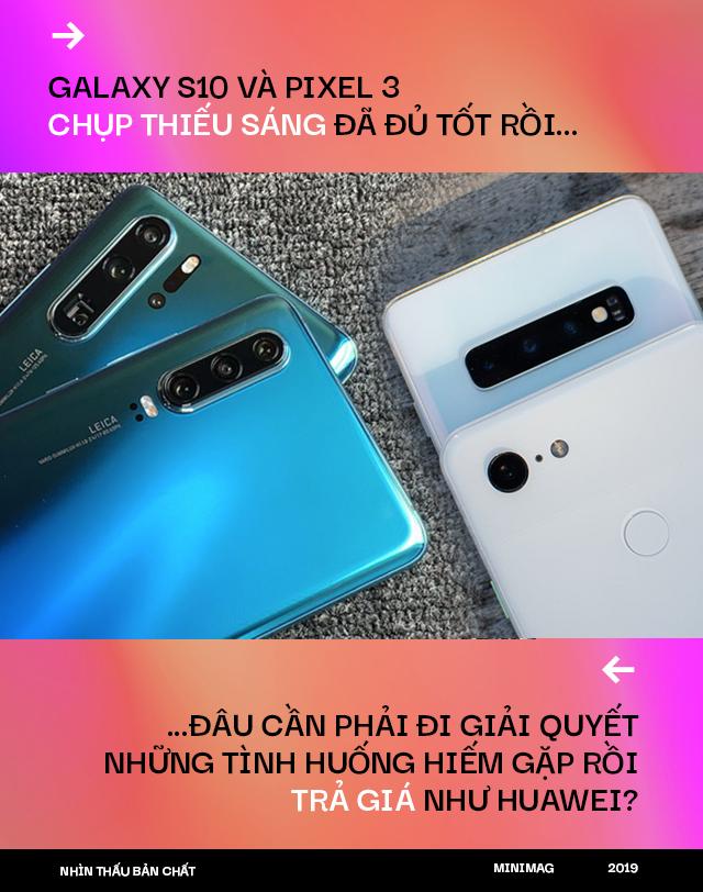 Nhìn thấu bản chất: Google, Apple, Samsung và cả Sony thừa sức tạo smartphone chụp tối tốt như Huawei P30 Pro nhưng vì sao không làm? - Ảnh 11.