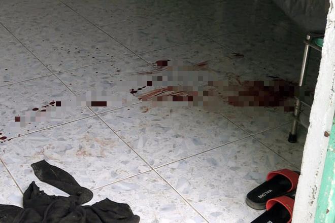 Vụ 3 người một nhà bị giết hại: Người phụ nữ ngất xỉu khi thấy mẹ, con gái, em chết thảm - Ảnh 1.
