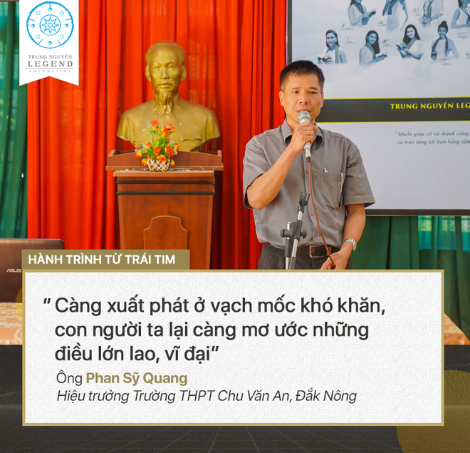 Hành trình Từ Trái Tim băng đèo vượt núi kiến tạo chí hướng lớn cho thanh niên Việt - Ảnh 4.