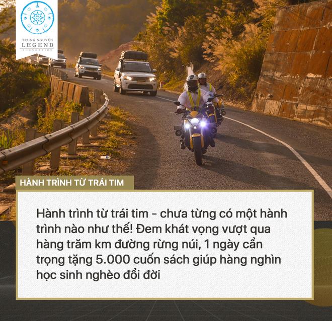 Hành trình Từ Trái Tim băng đèo vượt núi kiến tạo chí hướng lớn cho thanh niên Việt - Ảnh 1.