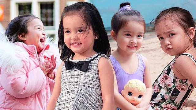 Con gái đầu lòng của mỹ nhân đẹp nhất Philippines càng lớn càng xinh đẹp, mới hơn 3 tuổi đã được dự đoán là Hoa hậu tương lai - Ảnh 1.