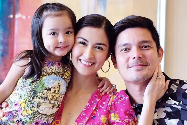 Con gái đầu lòng của mỹ nhân đẹp nhất Philippines càng lớn càng xinh đẹp, mới hơn 3 tuổi đã được dự đoán là Hoa hậu tương lai - Ảnh 14.