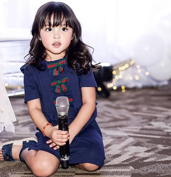 Con gái đầu lòng của mỹ nhân đẹp nhất Philippines càng lớn càng xinh đẹp, mới hơn 3 tuổi đã được dự đoán là Hoa hậu tương lai - Ảnh 5.