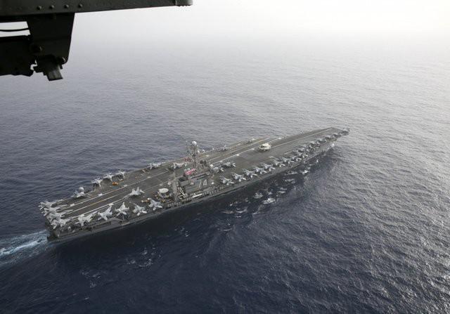 Điều tàu sân bay tới Địa Trung Hải, Mỹ đanh thép tuyên bố: Nga phải biết mình là ai! - Ảnh 2.