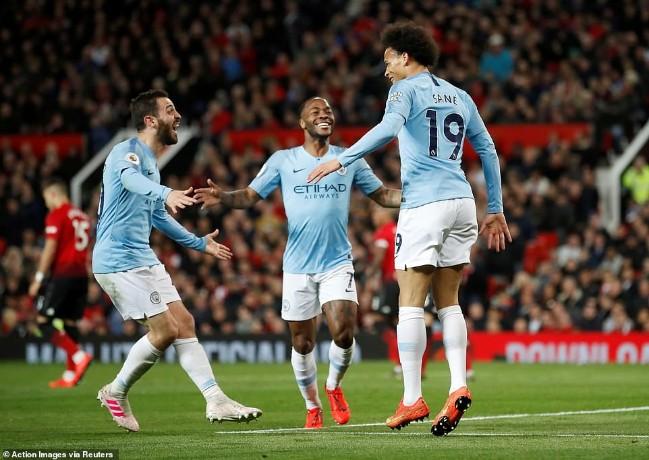 Hạ gục M.U, Man City lập kỷ lục chưa từng có tại Premier League - Ảnh 1.