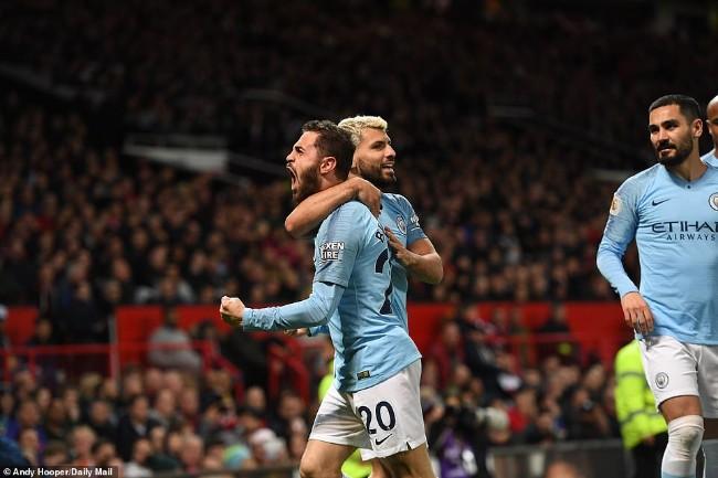 Hạ gục M.U, Man City lập kỷ lục chưa từng có tại Premier League - Ảnh 2.