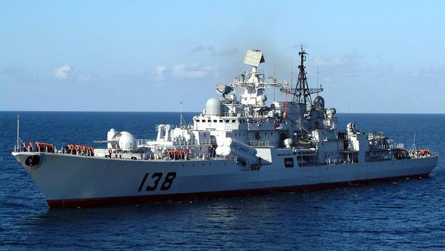 Sự khác nhau giữa khu trục hạm và khinh hạm: Không phải ai cũng biết - Ảnh 2.